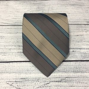 Ermenegildo Zegna Classic Luxury Silk Tie